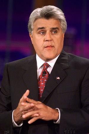 Jay Leno, Key Component of NBCs Secret Evil Plan
